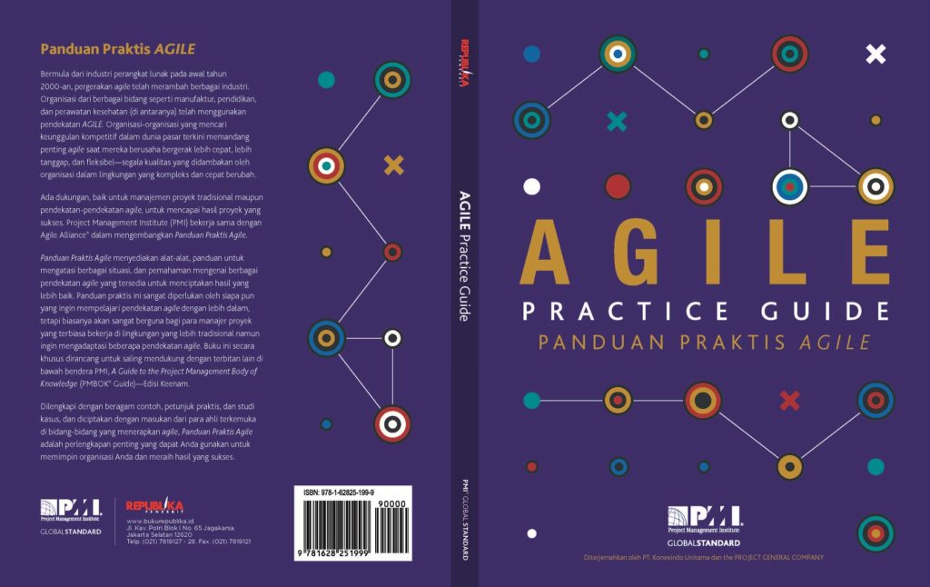 The AGILE Practice GUIDE - Indonesian Language edition. www.project-general.com
