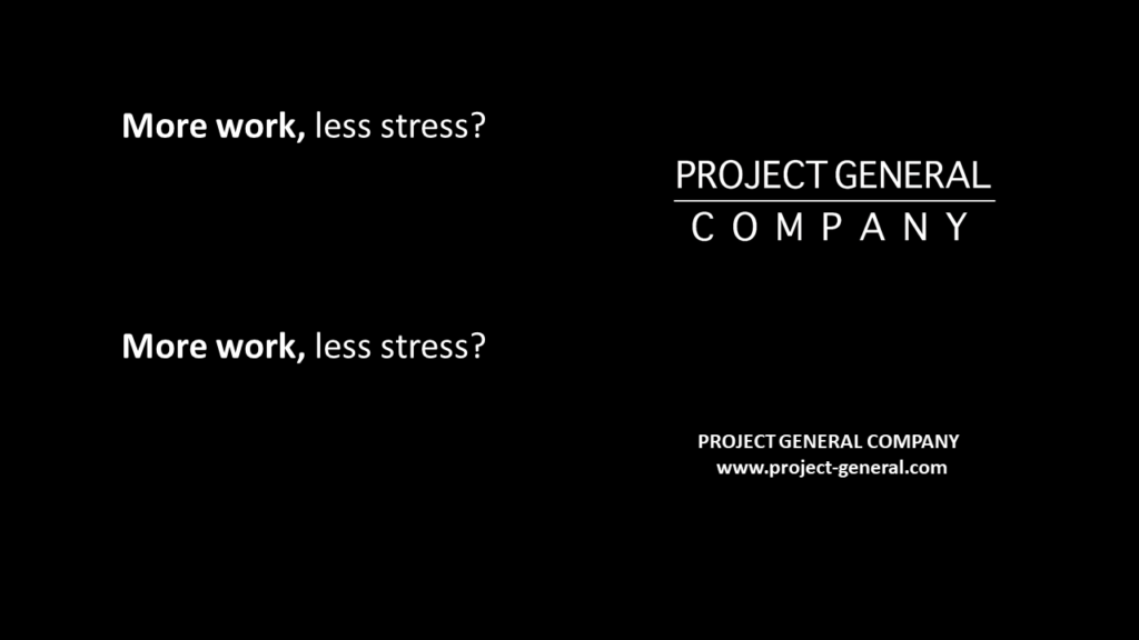 The PROJECT GENERAL COMPANY manages projects in Indonesia
