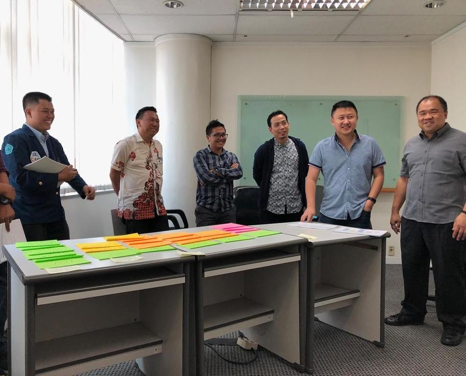 Learn AGILE and PMBOK at The PROJECT GENERAL COMPANY Jakarta