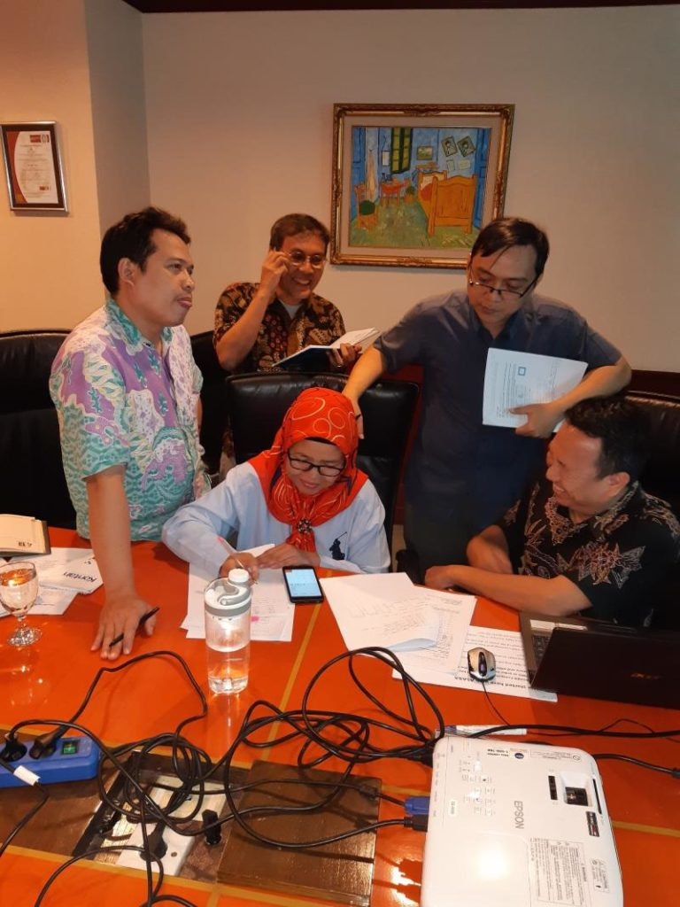 PMO training in Indonesia from The PROJECT GENERAL COMPANY